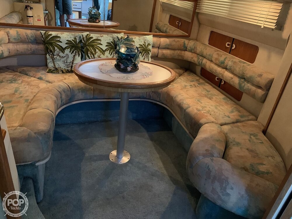 1994 Sea Ray boat for sale, model of the boat is 440 Sundancer 2010 Iveco 370s & Image # 7 of 40