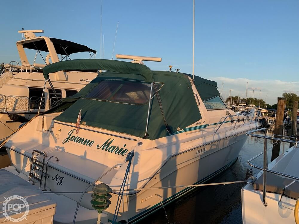 1994 Sea Ray boat for sale, model of the boat is 440 Sundancer 2010 Iveco 370s & Image # 2 of 40