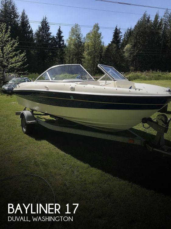 Used Bayliner 17 Boats For Sale by owner | 2007 Bayliner 17