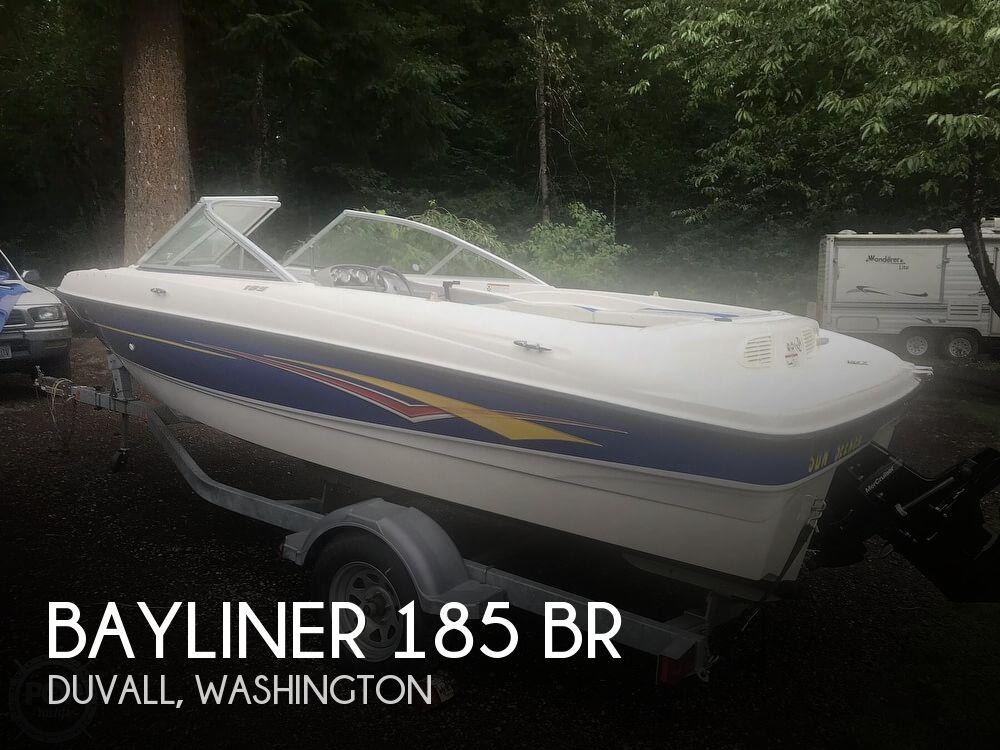 2007 BAYLINER 185 BR for sale