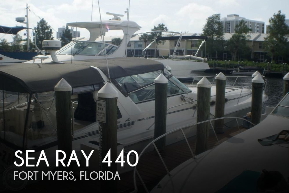 Used Sea Ray 44 Boats For Sale by owner | 1994 Sea Ray 440 Sundancer