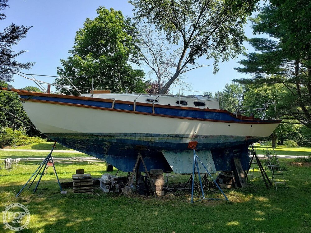 1977 Golden Hind boat for sale, model of the boat is 31 & Image # 3 of 40