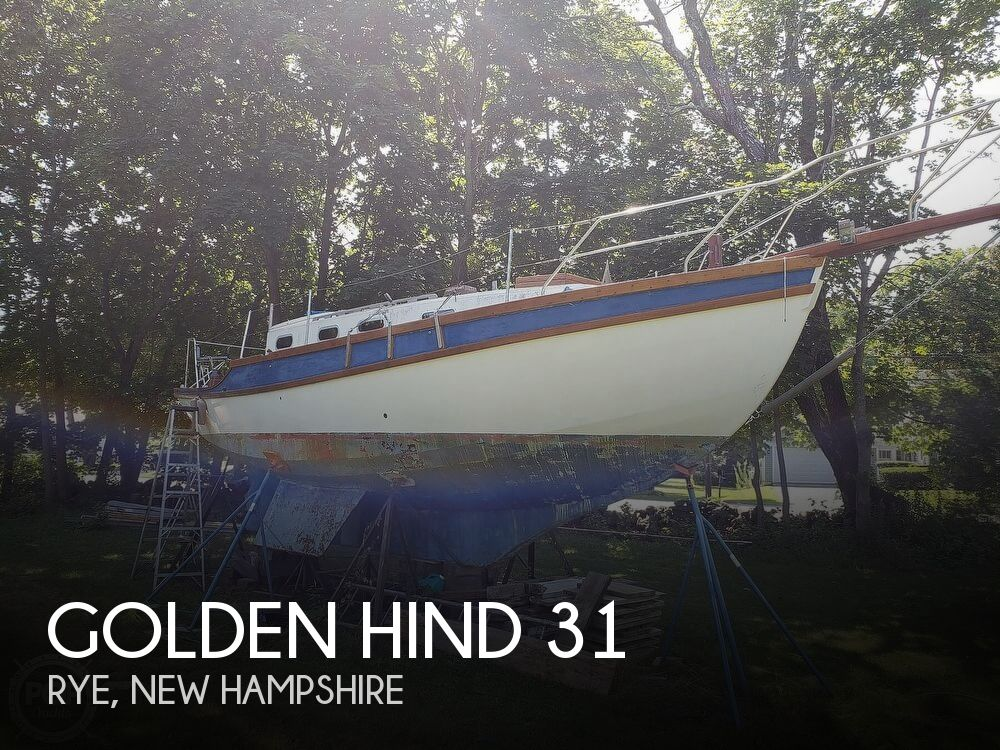1977 Golden Hind boat for sale, model of the boat is 31 & Image # 1 of 40