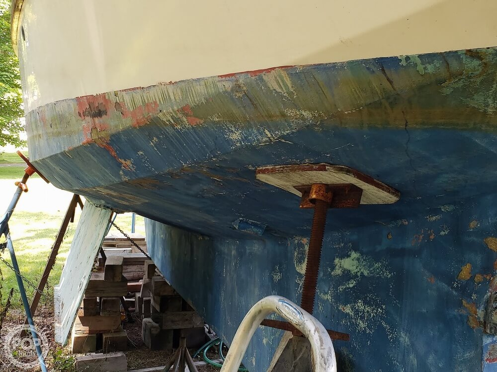 1977 Golden Hind boat for sale, model of the boat is 31 & Image # 6 of 40