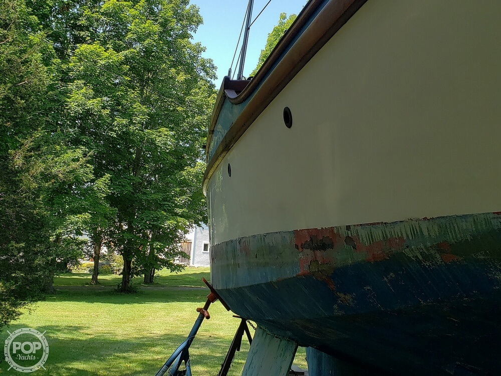 1977 Golden Hind boat for sale, model of the boat is 31 & Image # 7 of 40