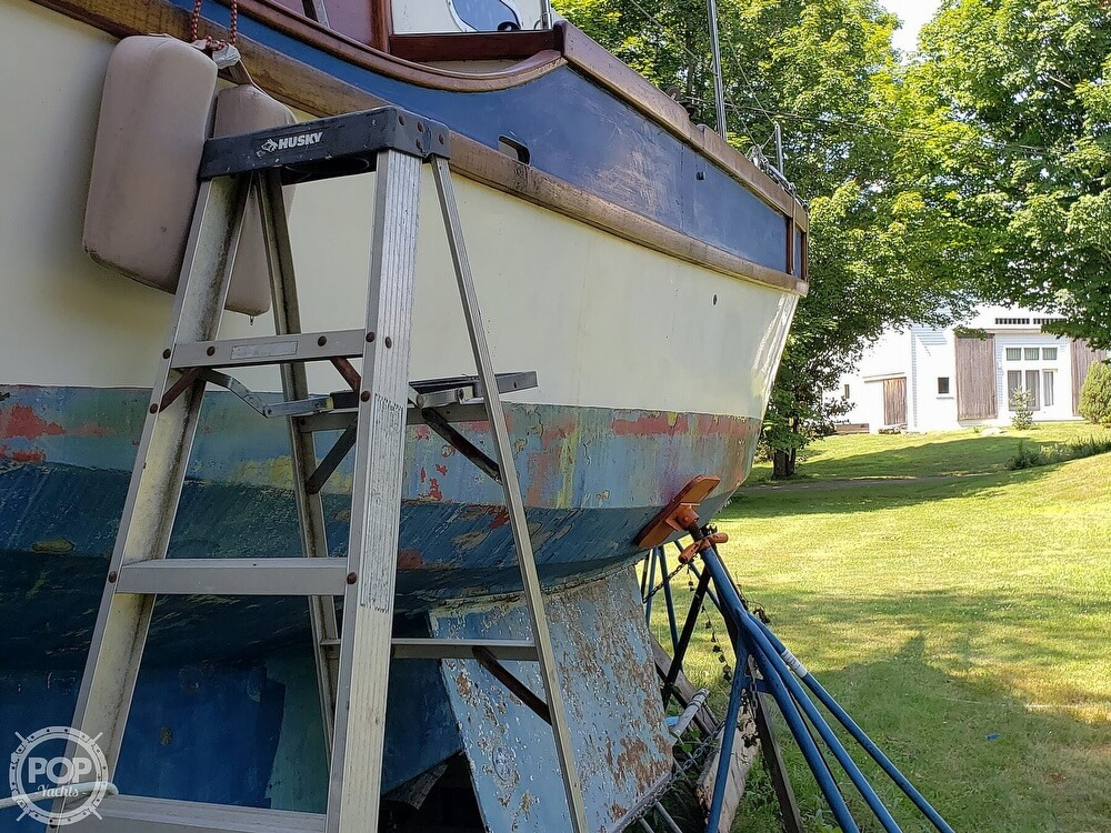 1977 Golden Hind boat for sale, model of the boat is 31 & Image # 9 of 40