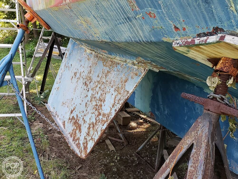 1977 Golden Hind boat for sale, model of the boat is 31 & Image # 16 of 40
