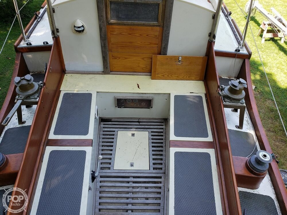 1977 Golden Hind boat for sale, model of the boat is 31 & Image # 34 of 40