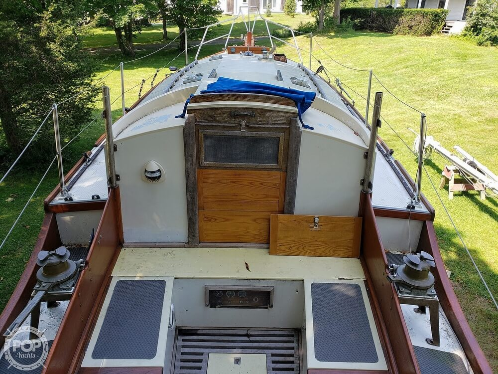 1977 Golden Hind boat for sale, model of the boat is 31 & Image # 36 of 40