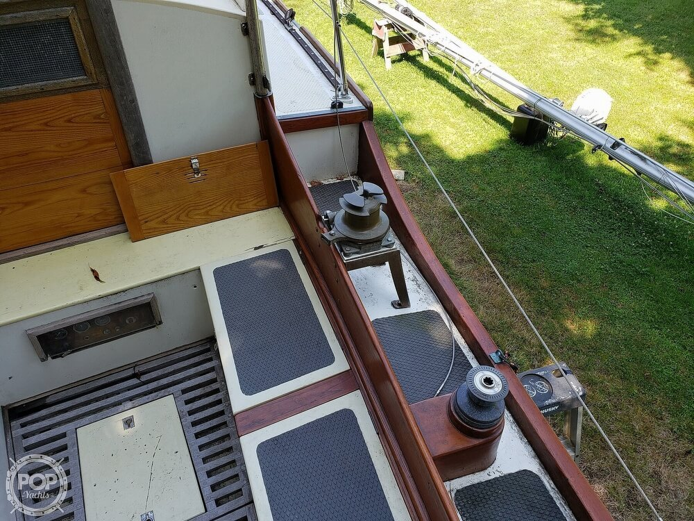 1977 Golden Hind boat for sale, model of the boat is 31 & Image # 40 of 40
