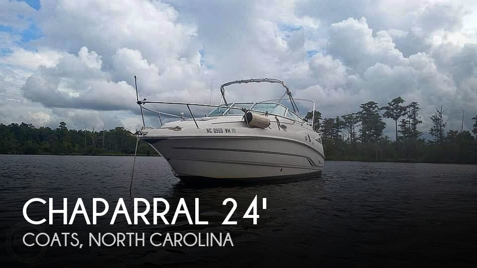 Used Chaparral Boats For Sale in North Carolina by owner | 2000 Chaparral 240 Signature