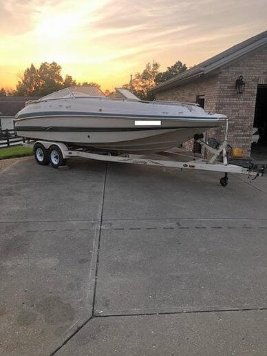 Larson 23, 23', for sale - $17,250