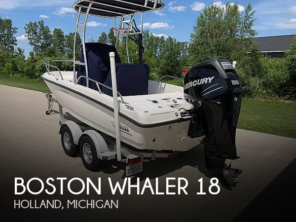 Used Boston Whaler 18 Boats For Sale by owner | 2012 Boston Whaler 18