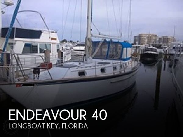 Used Endeavour Boats For Sale by owner | 1978 Endeavour 40