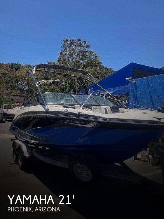 Used Power boats For Sale in Arizona by owner | 2016 Yamaha 21
