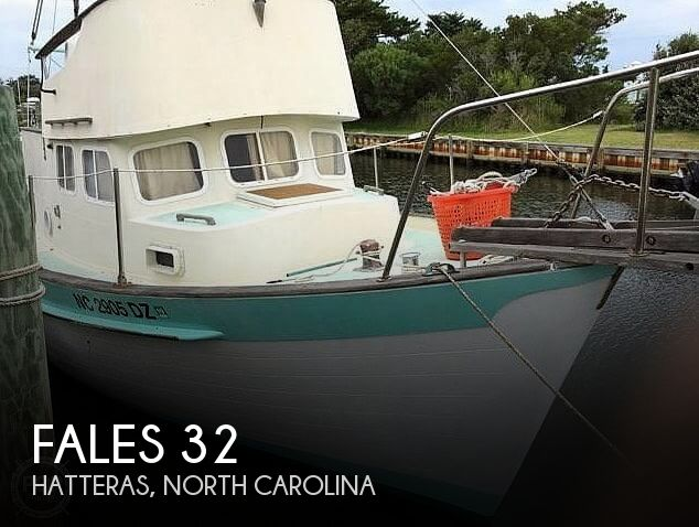 Used FALES Boats For Sale by owner | 1974 Fales 32