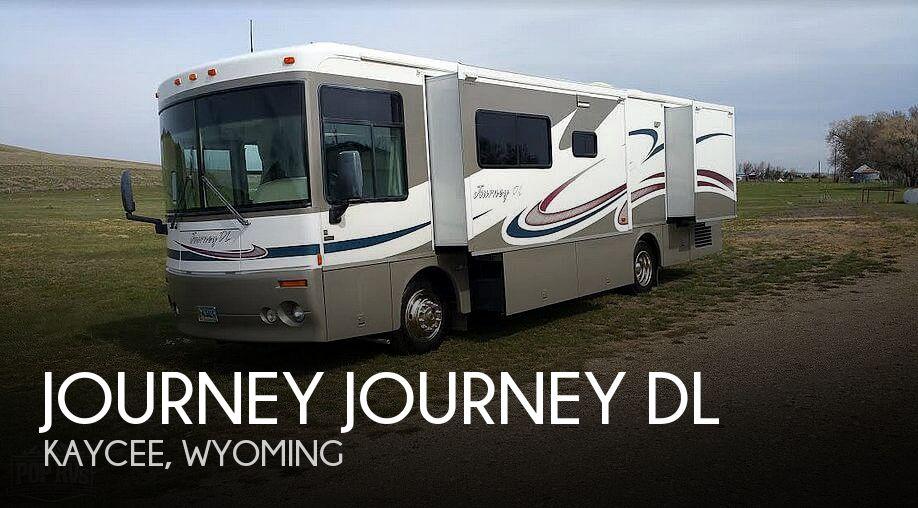 2003 Winnebago Journey Journey DL