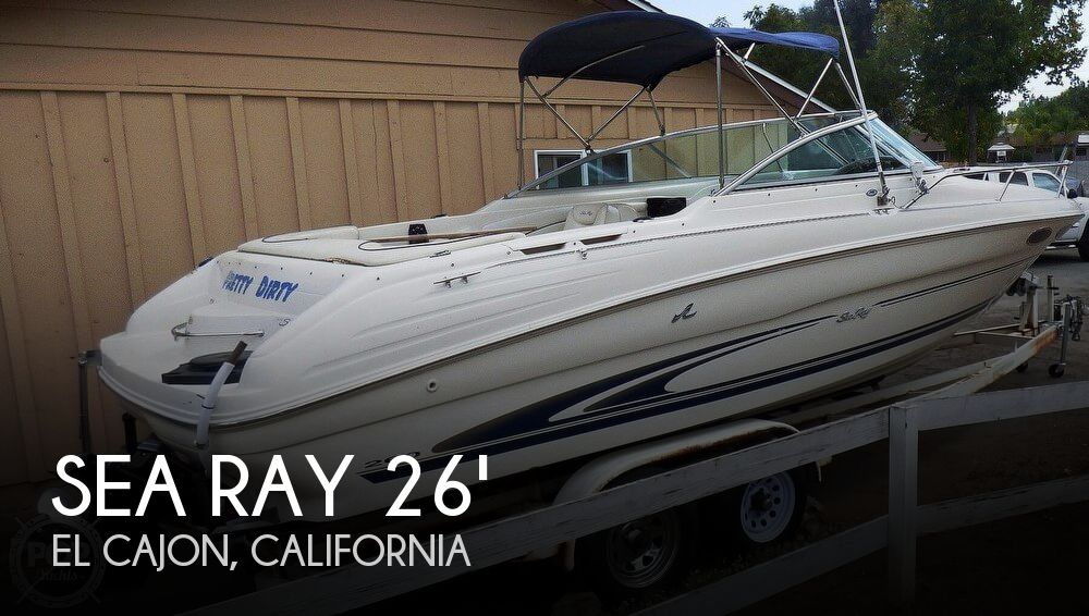 Used Sea Ray signature Boats For Sale by owner | 1999 Sea Ray 260 Signature