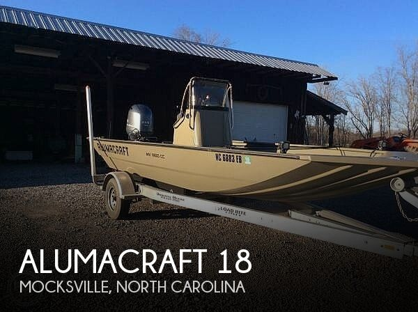Used Alumacraft Boats For Sale by owner | 2014 Alumacraft 18
