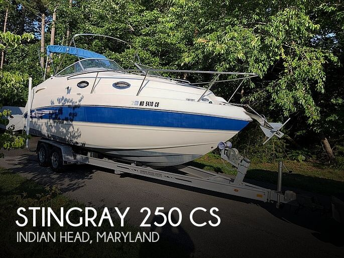 2007 Stingray 25