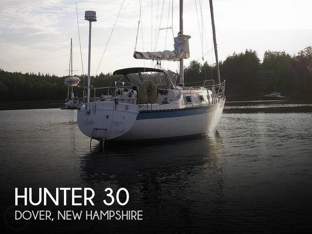 Used Hunter Sailboats For Sale by owner | 1983 Hunter 30