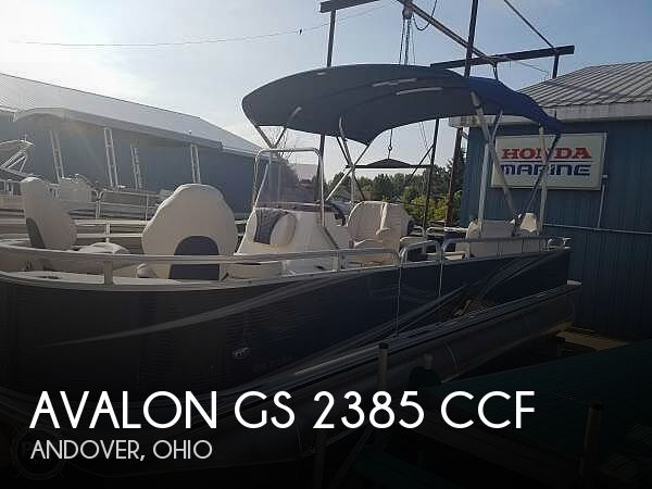 Used Avalon Boats For Sale by owner | 2018 Avalon 23