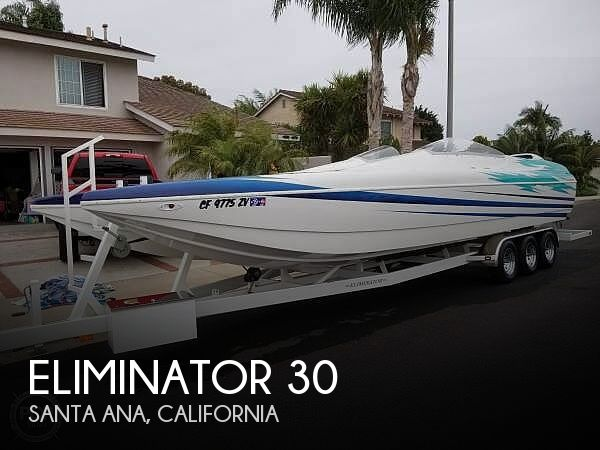 Used ELIMINATOR Boats For Sale by owner | 2004 Eliminator 30