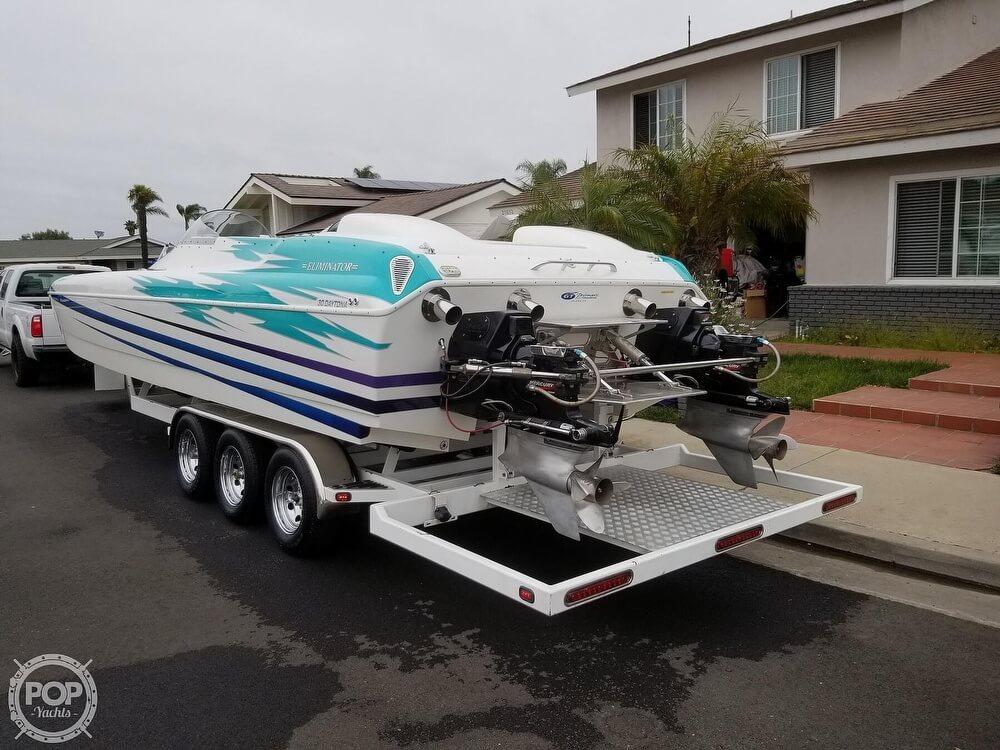 2004 Eliminator boat for sale, model of the boat is Daytona 30 & Image # 3 of 41
