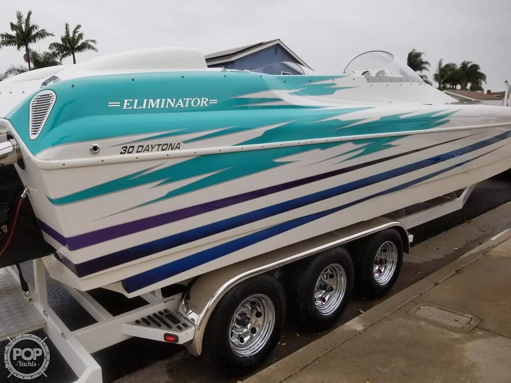 2004 Eliminator boat for sale, model of the boat is Daytona 30 & Image # 20 of 41
