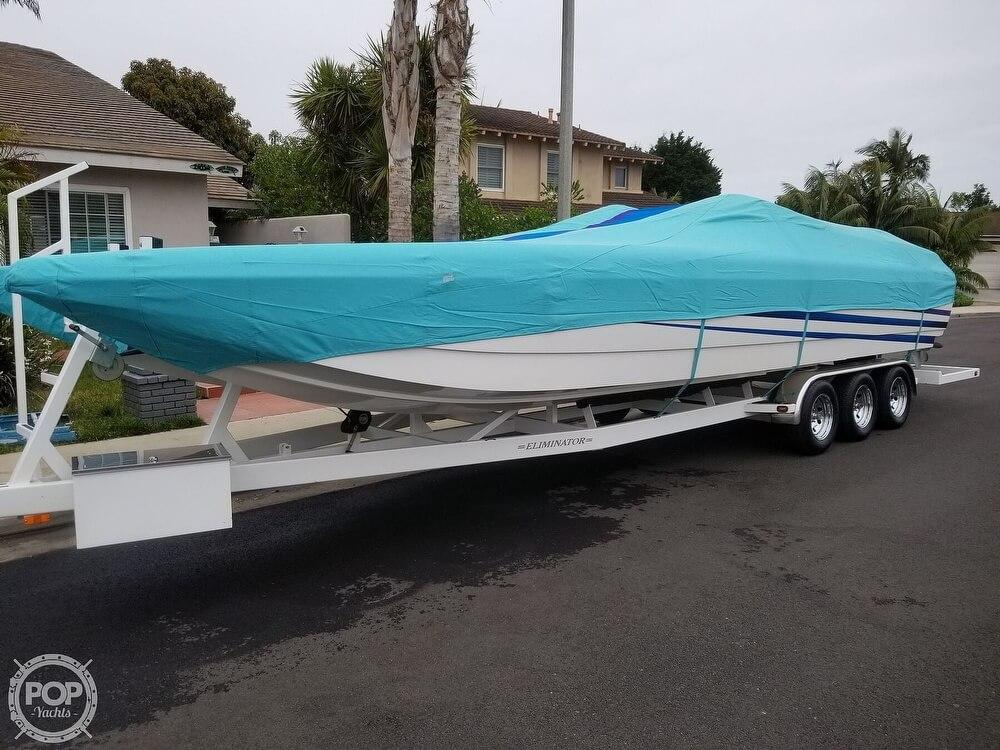 2004 Eliminator boat for sale, model of the boat is Daytona 30 & Image # 24 of 41