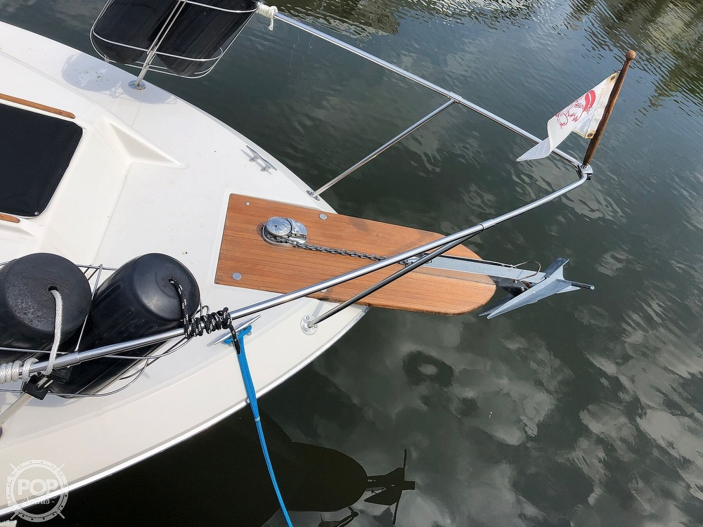 1986 Sea Ray boat for sale, model of the boat is 270 Sundancer & Image # 7 of 40