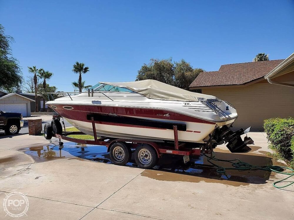 1994 Sea Ray boat for sale, model of the boat is 240 Signature Overnighter & Image # 7 of 40