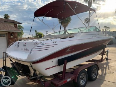 1994 Sea Ray 240 Signature Overnighter