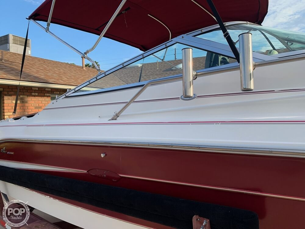 1994 Sea Ray boat for sale, model of the boat is 240 Signature Overnighter & Image # 32 of 40