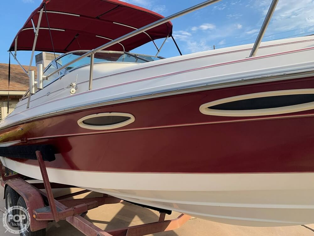 1994 Sea Ray boat for sale, model of the boat is 240 Signature Overnighter & Image # 33 of 40