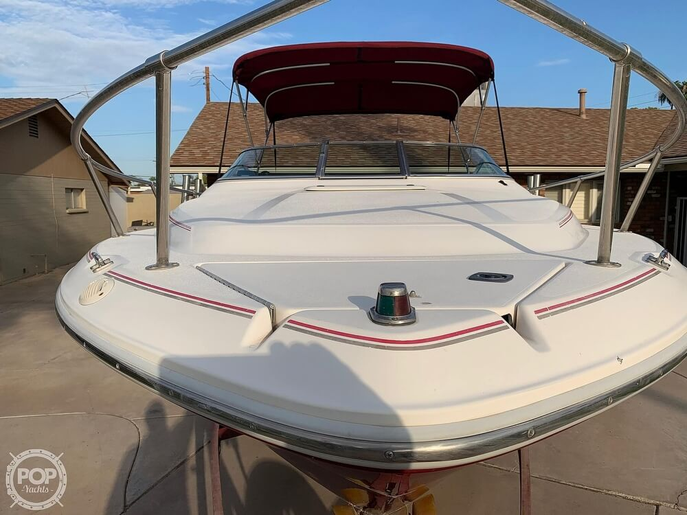 1994 Sea Ray boat for sale, model of the boat is 240 Signature Overnighter & Image # 40 of 40
