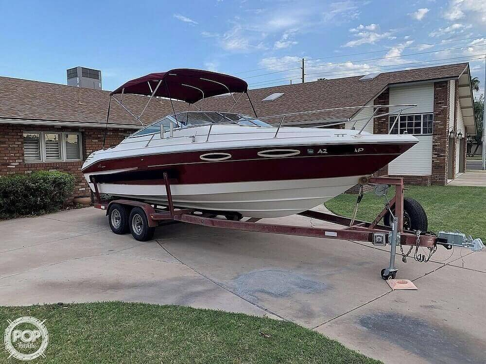 1994 Sea Ray boat for sale, model of the boat is 240 Signature Overnighter & Image # 2 of 40