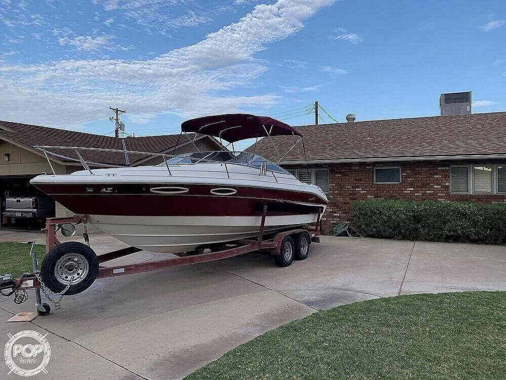 1994 Sea Ray boat for sale, model of the boat is 240 Signature Overnighter & Image # 3 of 40