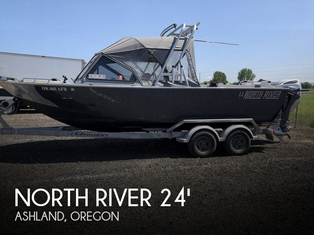 Used Boats For Sale in Medford, Oregon by owner | 2016 North River 24