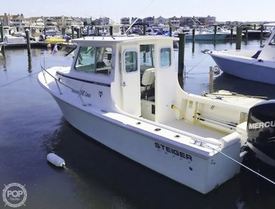 Steiger Craft 21 DV CHESAPEAKE PILOT HOUSE, 21, for sale