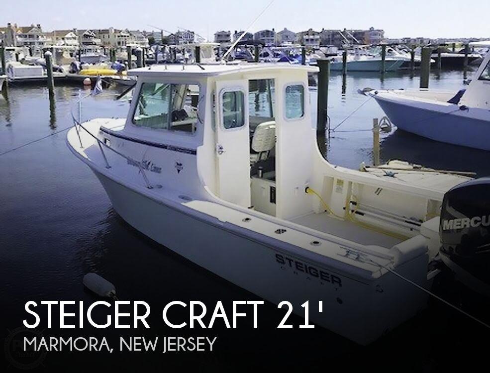 Used Steiger Craft Boats For Sale by owner | 2012 Steiger Craft 21