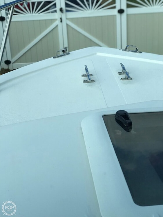 2012 Steiger Craft boat for sale, model of the boat is 21 DV CHESAPEAKE PILOT HOUSE & Image # 16 of 41