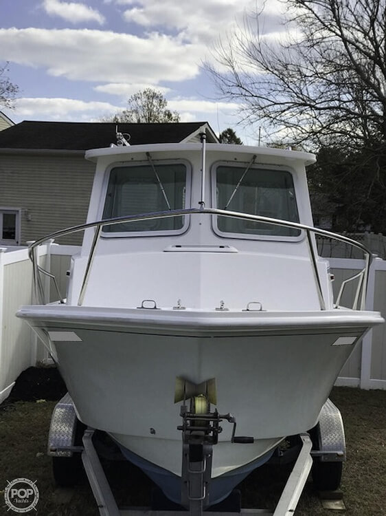 2012 Steiger Craft boat for sale, model of the boat is 21 DV CHESAPEAKE PILOT HOUSE & Image # 28 of 41