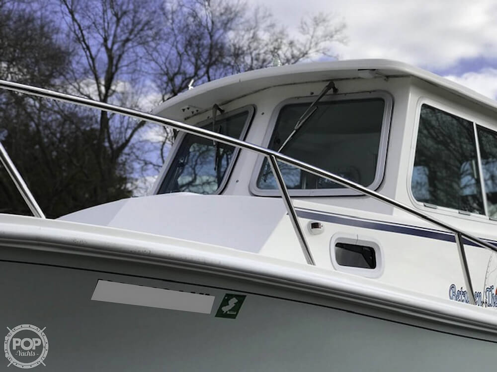 2012 Steiger Craft boat for sale, model of the boat is 21 DV CHESAPEAKE PILOT HOUSE & Image # 36 of 41