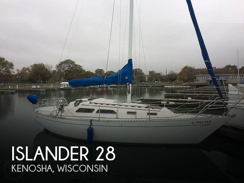 Used Islander Boats For Sale by owner | 1984 Islander 28