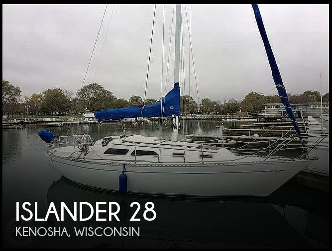 1984 Islander boat for sale, model of the boat is 28 & Image # 1 of 40
