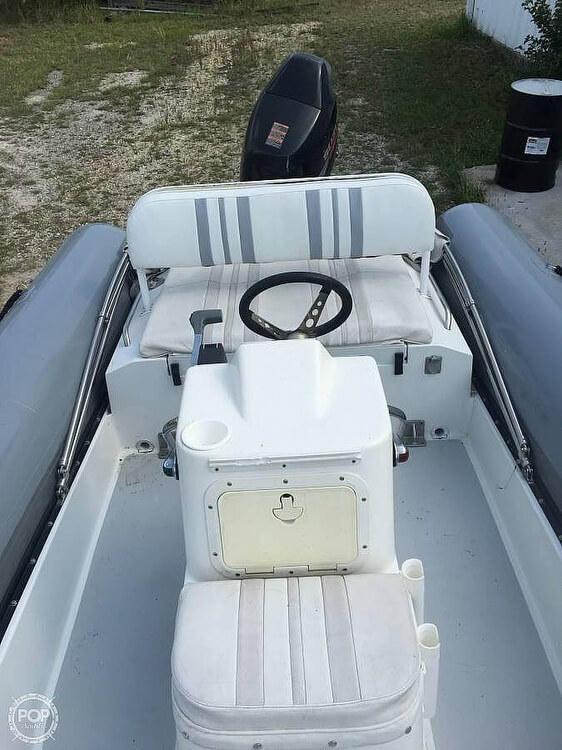 2004 Custom boat for sale, model of the boat is 21 & Image # 3 of 41