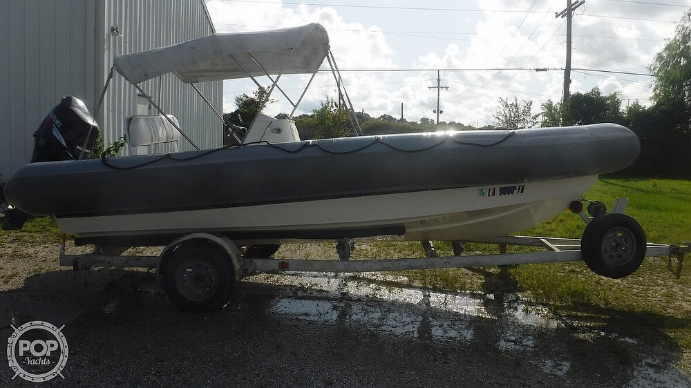 2004 Custom boat for sale, model of the boat is 21 & Image # 4 of 41