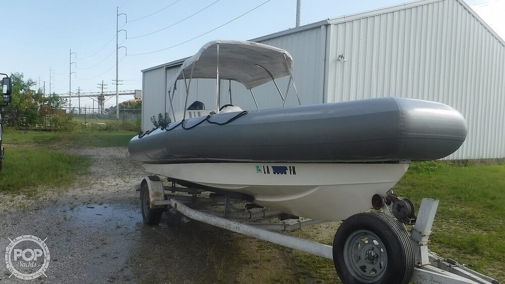 2004 Custom boat for sale, model of the boat is 21 & Image # 6 of 41