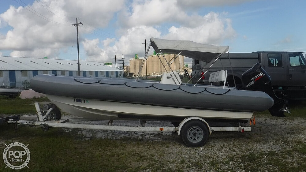 2004 Custom boat for sale, model of the boat is 21 & Image # 7 of 41